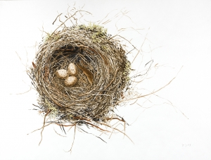 Nest Dunwing Small Print